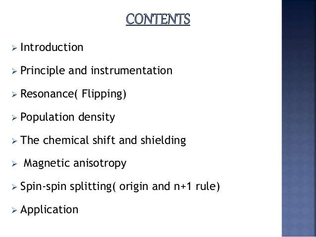 Nuclear magnetic resonance 1 Slide 2