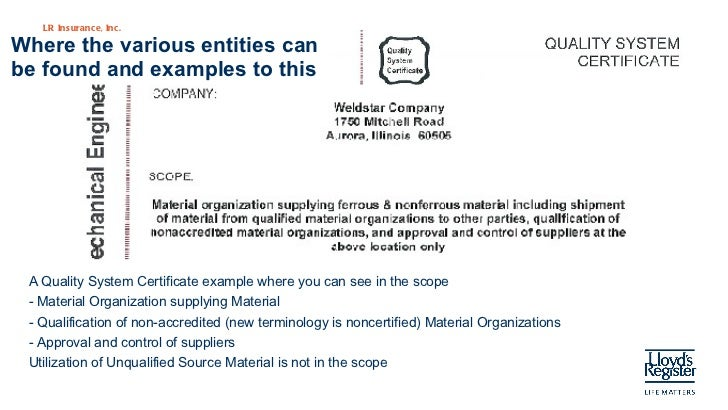 Material Certification or Qualification for Nuclear ASME Application