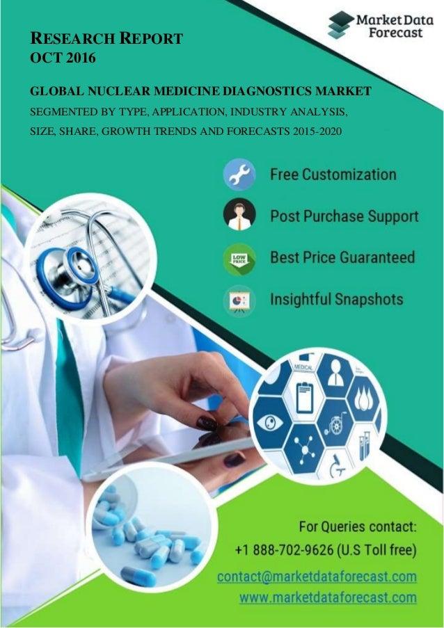 Nuclear Medicine Diagnostics Market - Global Industry