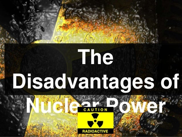 Nuclear power: Uses and Effects