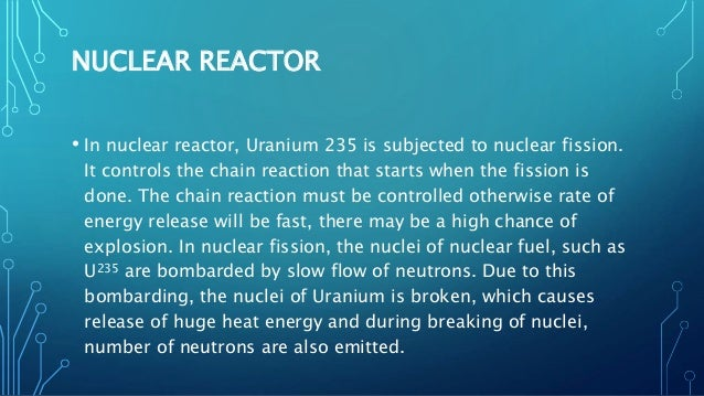 nuclear power a burden or a A nuclear power plant or nuclear power station is a thermal power station in which the heat source is a nuclear reactor as it is typical of thermal power stations.