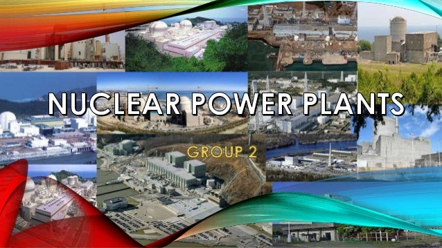 About one – sixth off the world's electricity is generated by nuclear power plants over 435 of them are currently in opera...