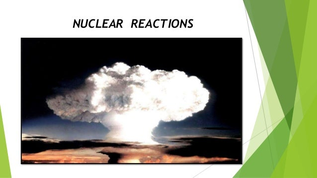 an analysis of the nuclear fusion reaction The curious story of the muon-catalyzed fusion reaction joshua yoon march 5 a nuclear fusion reaction happening at low systematic analysis of the psi.