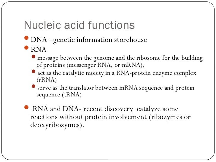 nucleic acids and nucleotides relationship marketing