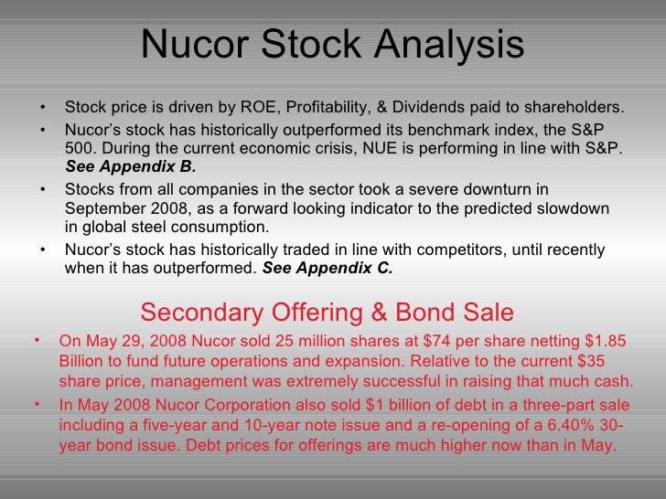 Nucor Final Project V8
