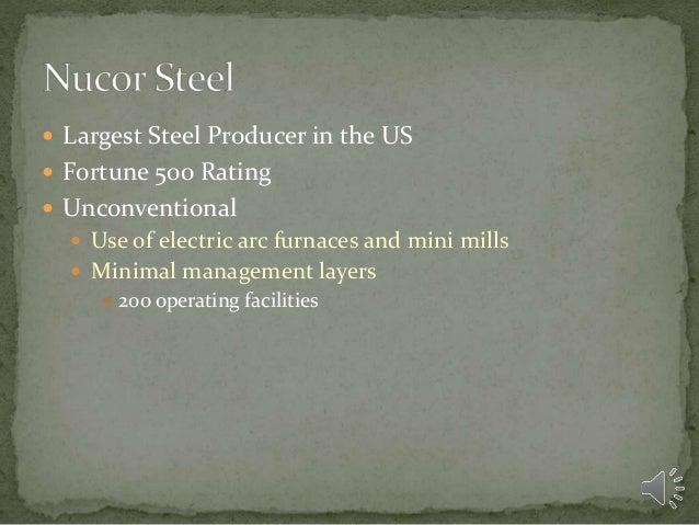 nucor case Doug doerr, environmental operators at the nucor bar mill facility in norfolk,  nebraska, is a big fan of plattco's double flap airlock®  location: norfolk,  nebraska (bar mill group), decatur, alabama (nucor steel)  download the  case study.