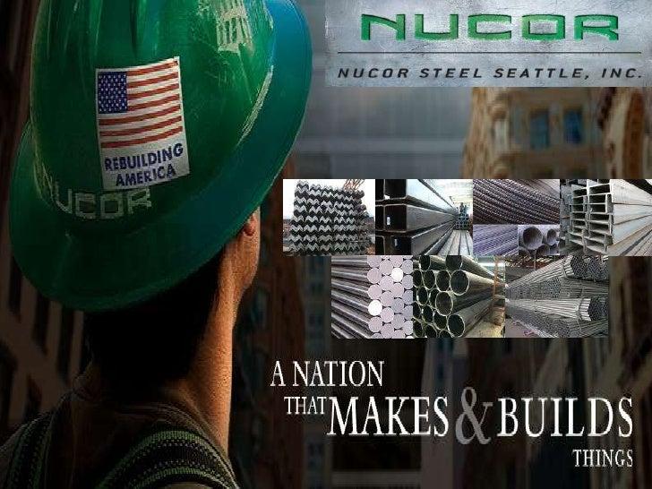 Nucor case study hbr