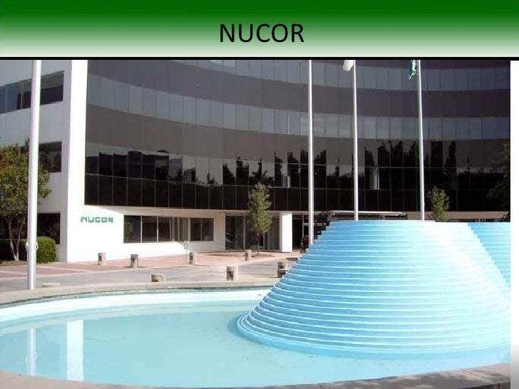 nucor financial analysis Check out our latest analysis for nucor nucor corporation manufactures and sells steel and steel products in the united states and internationally nucor was formed in 1940 and with the market cap of us$1973b, it falls under the large-cap group.