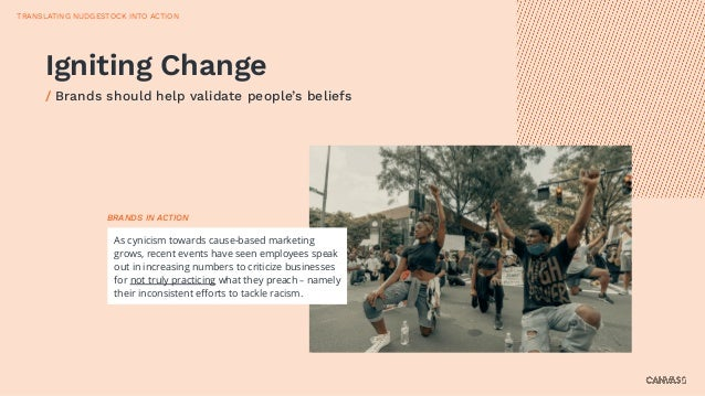 As cynicism towards cause-based marketing grows, recent events have seen employees speak out in increasing numbers to crit...