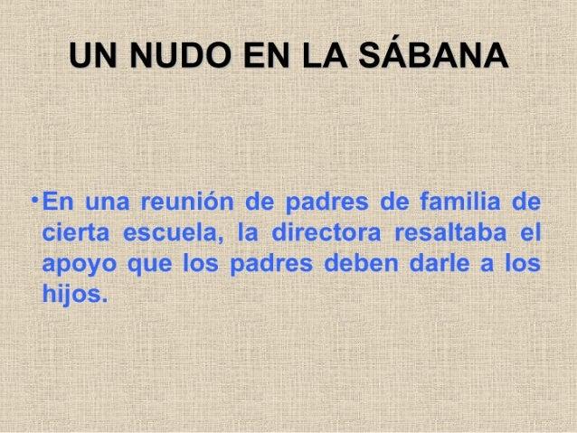 Nudo En La Sabana