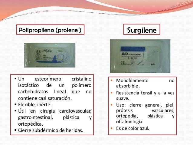 MirafilMersilene ( poliester)                                     Poliéster monofilamento de color                       ...