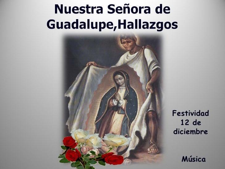 Música Festividad 12 de diciembre