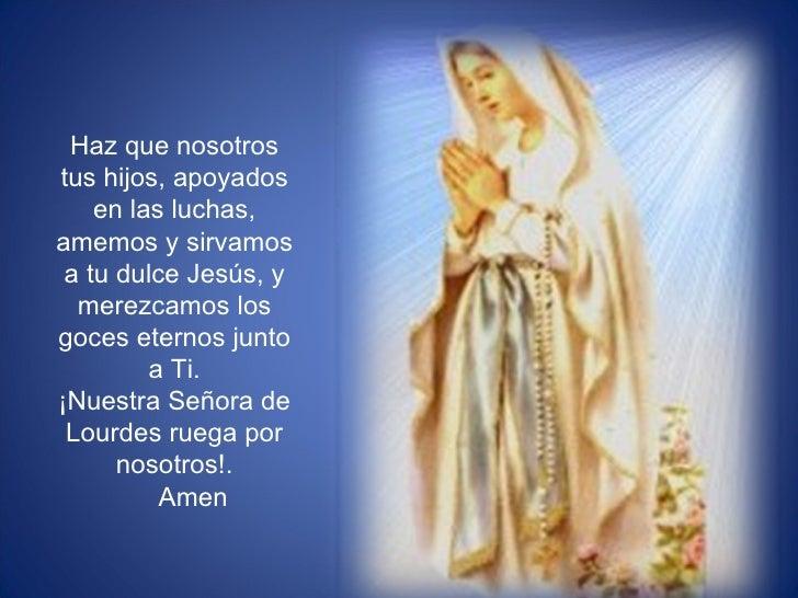 Nuestra Señora De Lourdes.Pps (Cmp