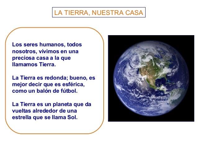 La tierra nuestra casa en el universo - Nuestra casa es tu casa ...