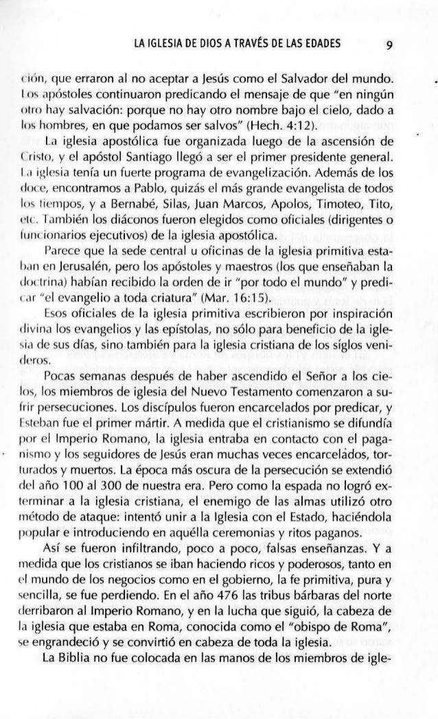 """12 NUESTRA HERENCIA de la Reforma. """"Wiclef fue uno de los mayores reformadores"""" (lbíd., pp. 85- 100). Juan Huss fue uno de..."""