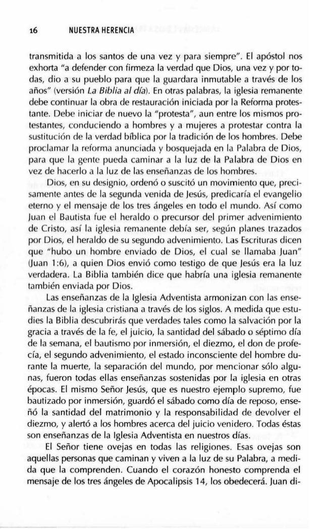 HERALDOS DEL MENSAJE DEL SEGUNDO ADVENIMIENTO (1]55-1843) 19 v:nnente, ese fenómeno ocurrió el 19 de mayo de 1780 y quedó ...