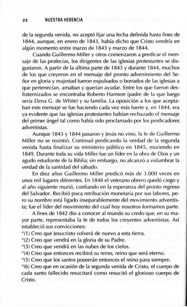 HERALDOS DEL MENSAJE DEL SEGUNDO ADVENIMIENTO (1755-1843) 25 h 1(' el verdadero promotor y organizador del movimiento mile...