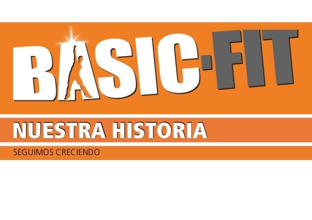 NUESTRA HISTORIA SEGUIMOS CRECIENDO