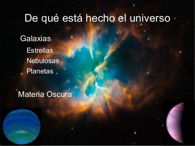 nuestro lugar en el universo t1