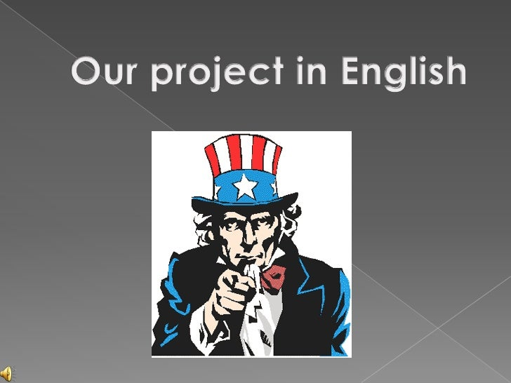 Our project in English<br />
