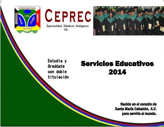 Nacido en el corazón de Santa María Cahabón, A.V. para servirle al mundo. Estudia y Gradúate con doble titulación Servicio...