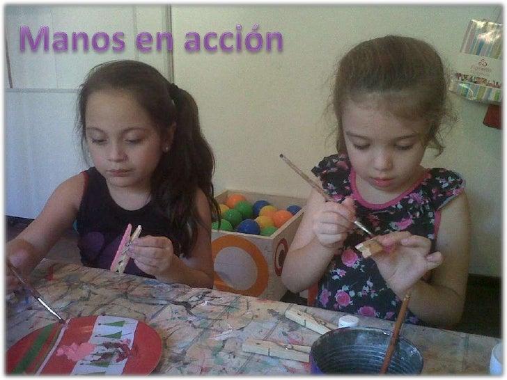 Nuestro taller de pintura