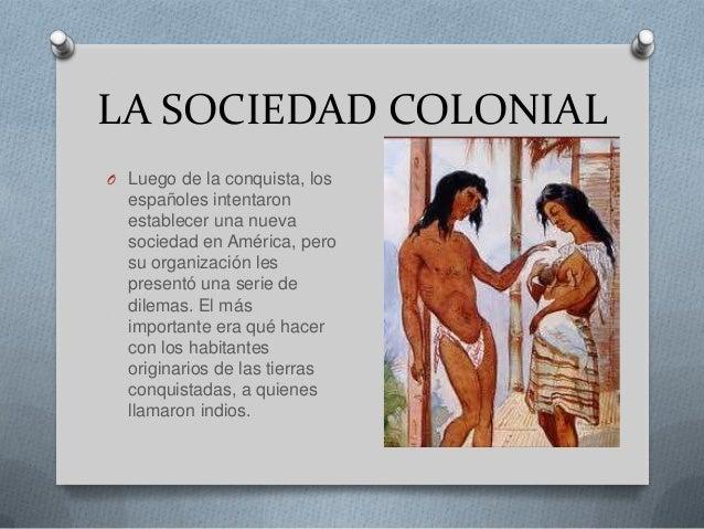 CAUSASO El fuerte incremento de la población  colonial durante el siglo XVII creó nuevas  necesidades y problemas que los ...