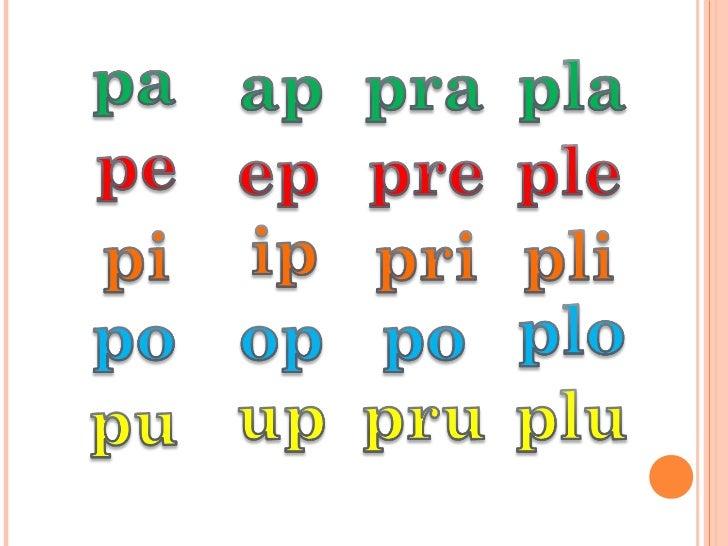 1. Se enseñan las vocales.    se enfatiza en la lectura y escritura             2. Las consonantes se enseñan respetando s...
