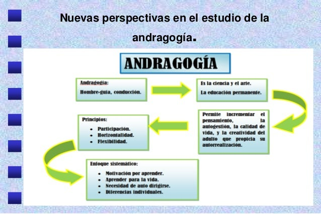 Nuevas perspectivas en el estudio de la andragogía.