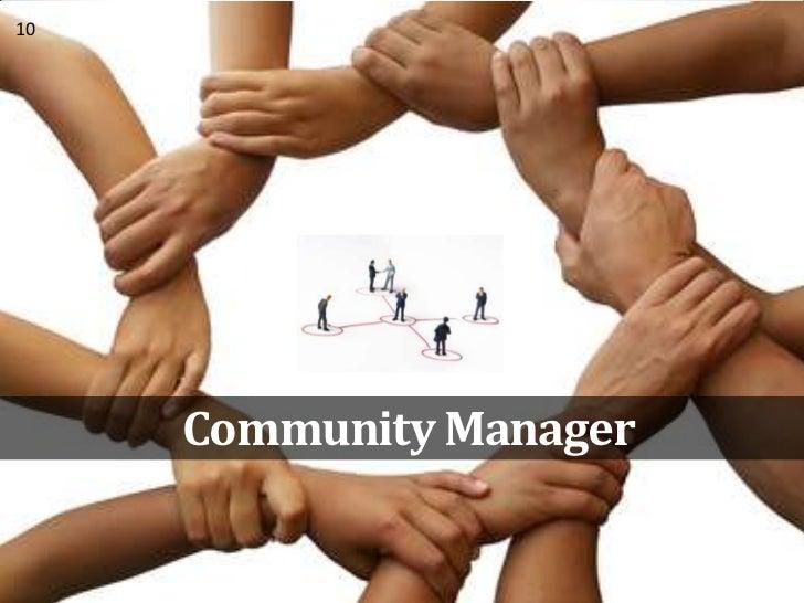 Community Manager<br />10<br />
