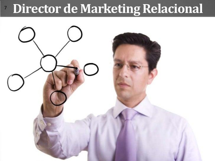 Director de Marketing Relacional<br />7<br />