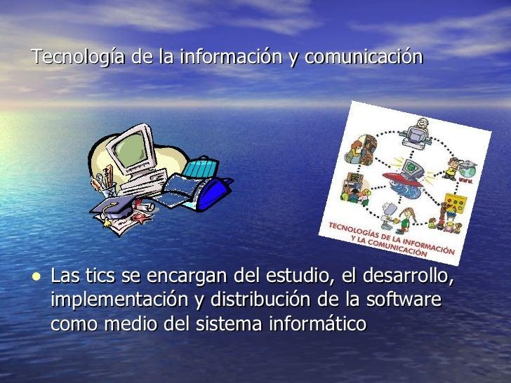 Nuevas Tecnologias - Colegio Modermo Mac Kay Slide 2
