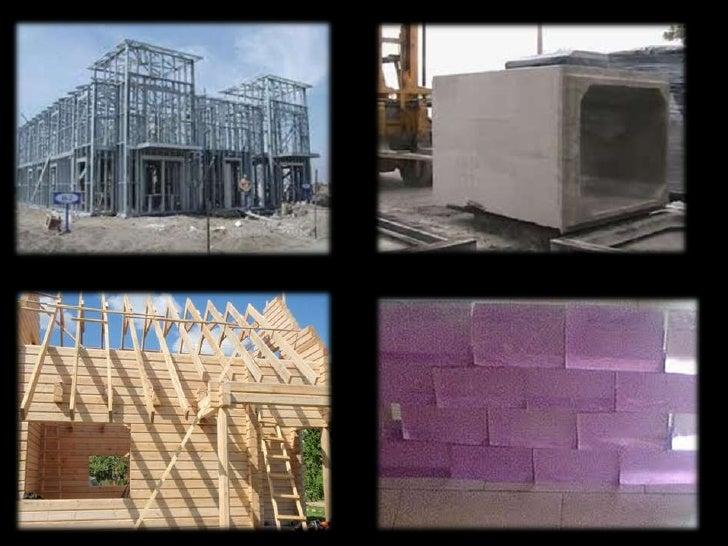 new construction technologies/Nuevas tecnologías de construcción Slide 3