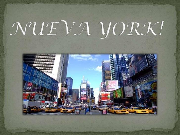    Ida: salida dia 22/12/2011 desde el aeropuerto de  Palma de Mallorca a las 7:00 y llegada a Nueva  York 12:55. Vuelta...