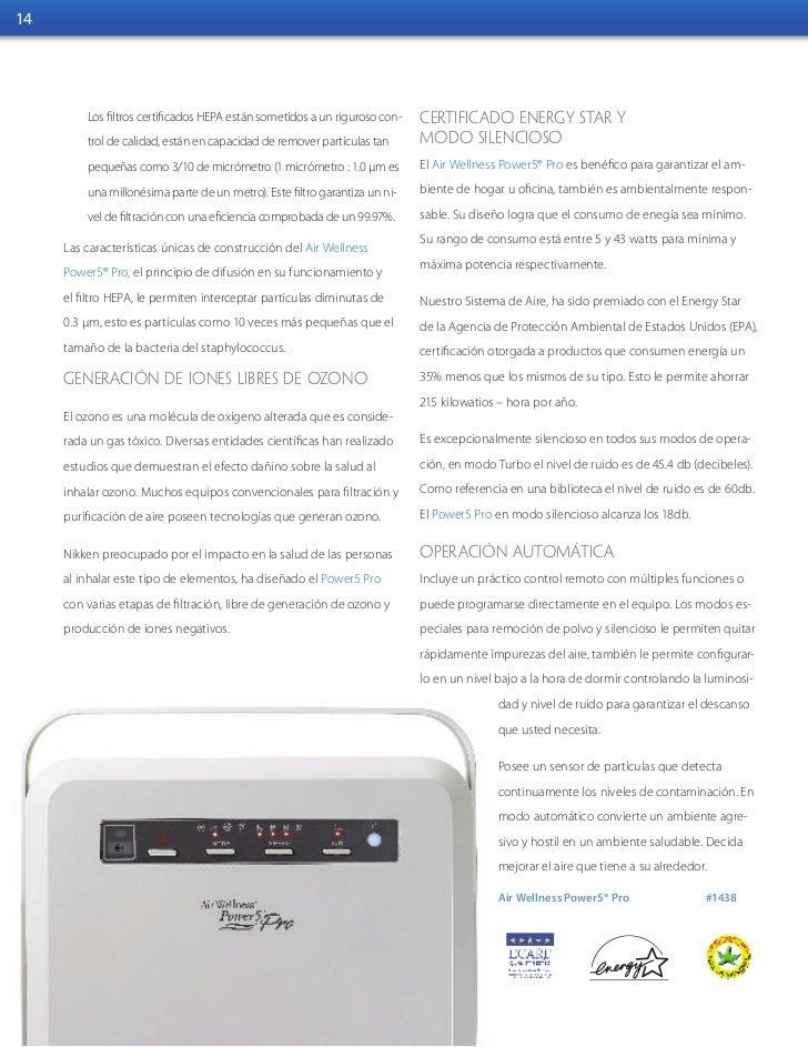 Nuevo catalogo productos nikken for Modo 10 catalogo