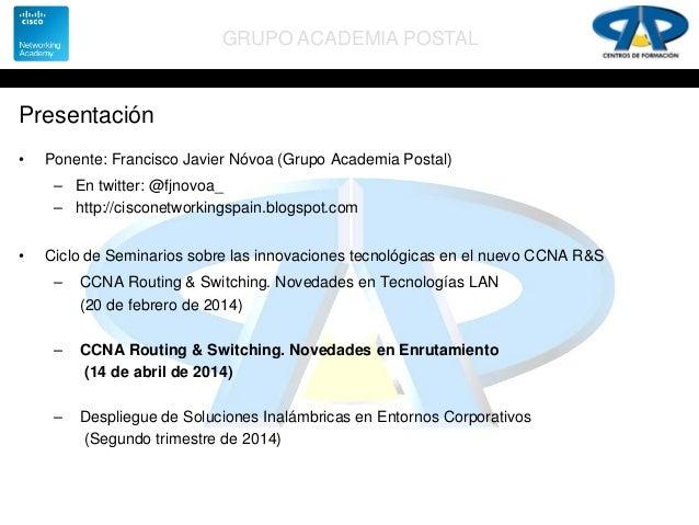 CCNA Routing & Switching. Novedades Enrutamiento. OSPF Multiárea y OSPFv3 Slide 2