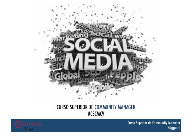 r%     CURSO SUPERIOR DE COMMUNITY MANAGER                   #CSCMCV                                    Curso Superior de ...