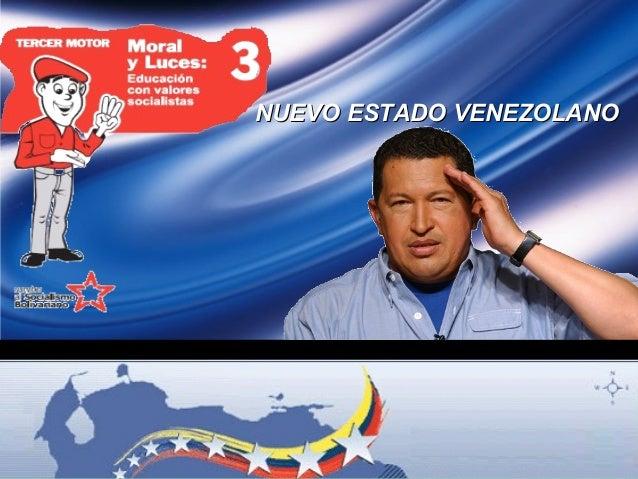 LOGO NUEVO ESTADO VENEZOLANONUEVO ESTADO VENEZOLANO