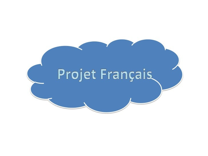 ProjetFrançais<br />