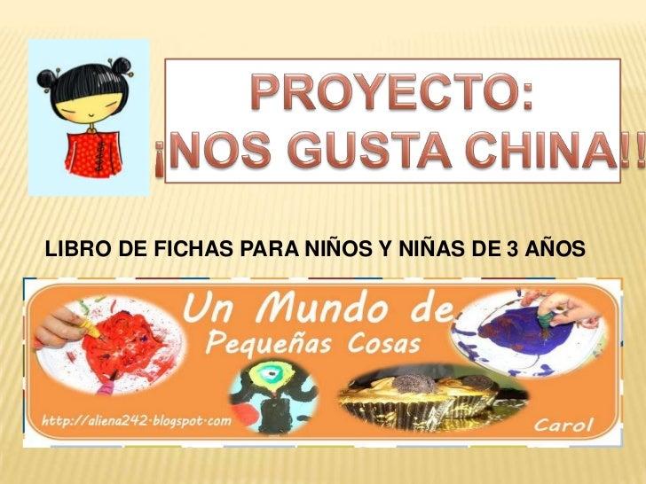 LIBRO DE FICHAS PARA NIÑOS Y NIÑAS DE 3 AÑOS