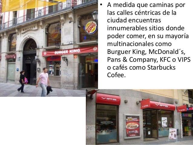 Viaje a madrid por rodrigo for Oficinas mcdonalds madrid