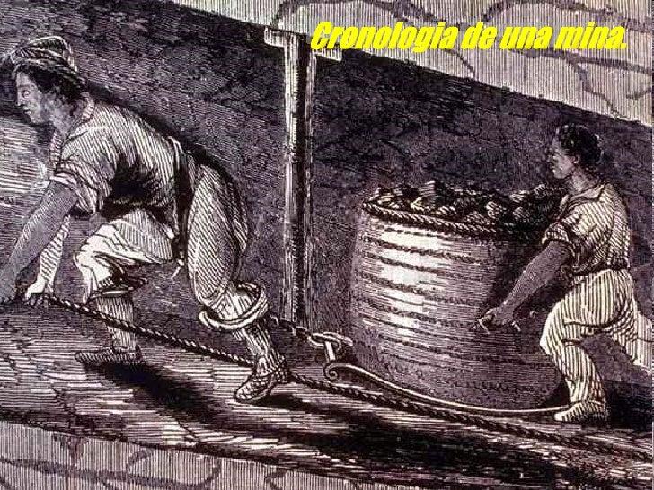 Cronologia de una mina.