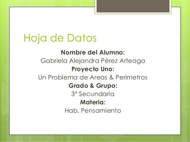 Proyecto Uno Hab Pens Slide 2