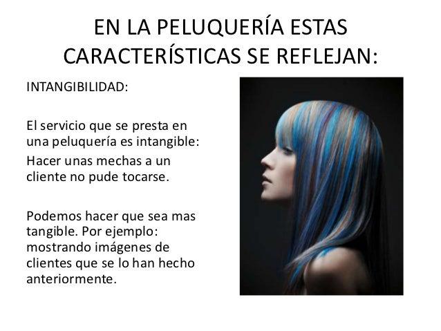 Marketing de servicios peluquer a - Como disenar una peluqueria ...