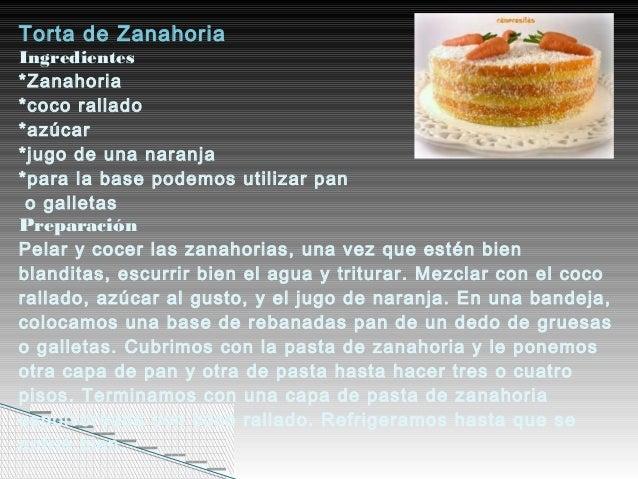 Recetas de comidas faciles de preparar - Rectas de cocina faciles ...