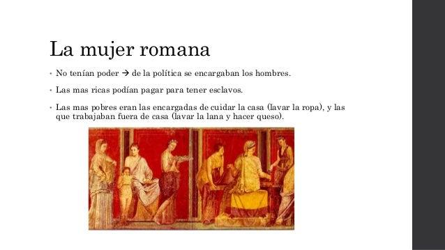 El Matrimonio Romano No Era : El matrimonio romano no era la esclavitud en roma oca