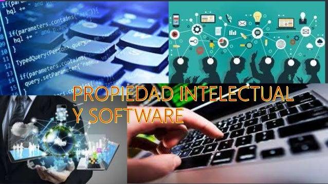  La propiedad intelectual tiene que ver con las creaciones de la mente: las invenciones, las obras literarias y artística...