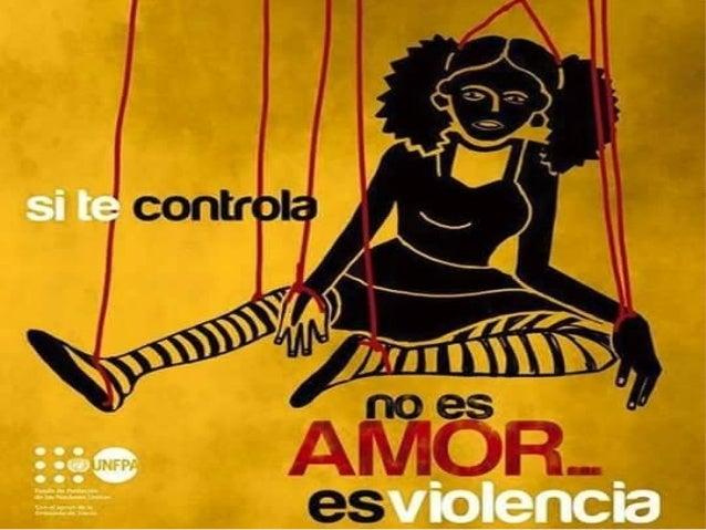 25 de Noviembre, Día contra la violencia de género Slide 2