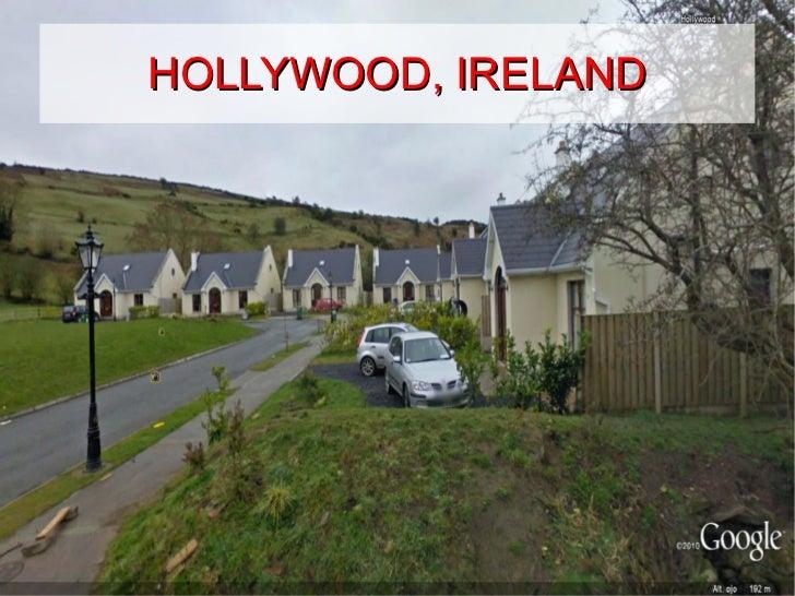 HOLLYWOOD, IRELAND