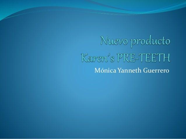 Mónica Yanneth Guerrero